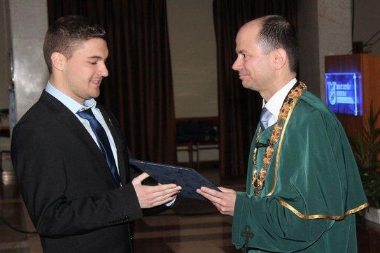 Diplomaátadó, 2017. január