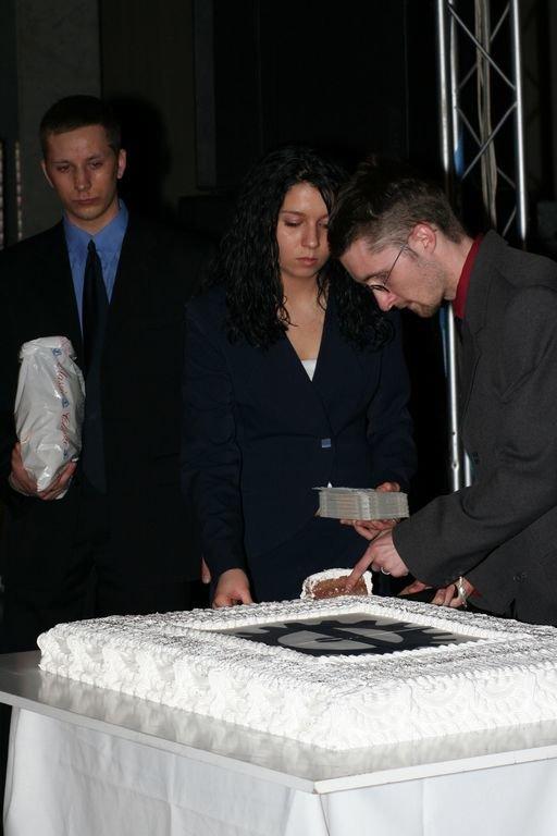 Gyűrűavató 2008