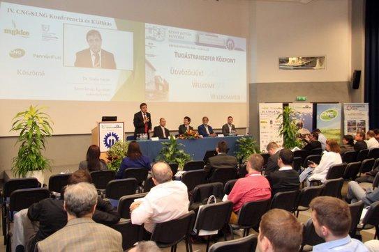 IV. CNG&LNG Konferencia és Kiállítás