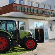 Class Precision Agriculture labor átadás<br />Fotó: Balázs Gusztáv
